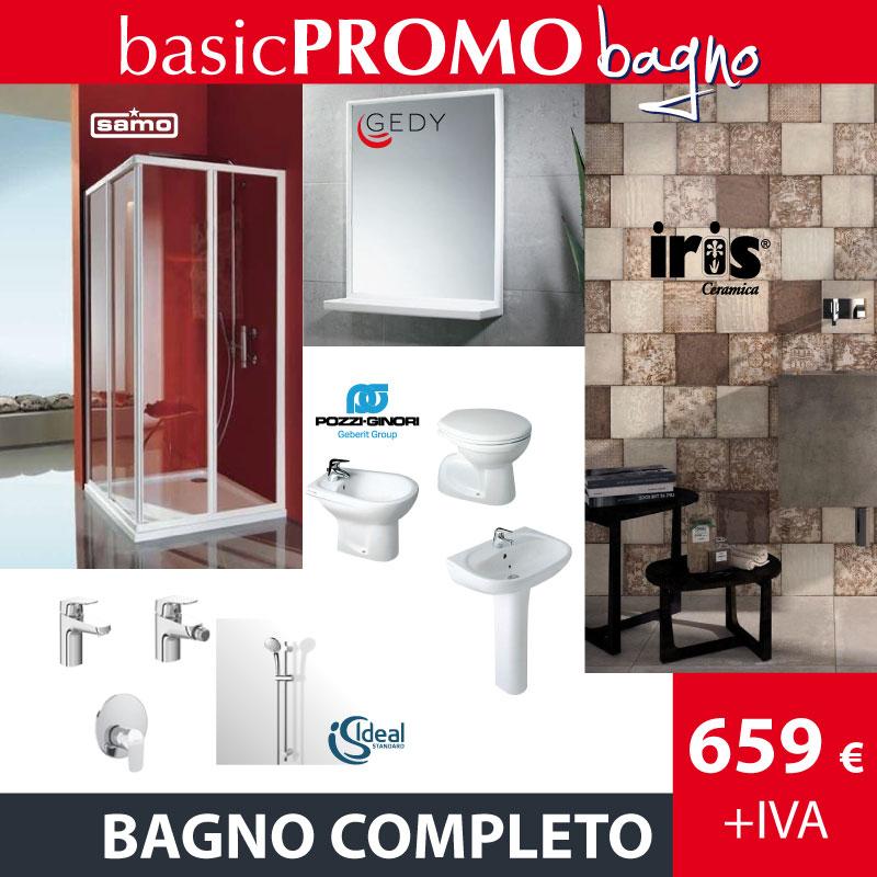 promozione bagno basic Colacchio Filippo